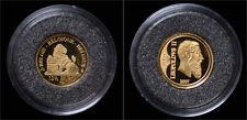 België  12,5 euro 2007  gold- Proof