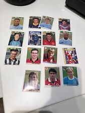 MERLIN'S PREMIER LEAGUE 95 and 96 STICKERS - Shreddies