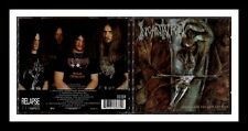 INCANTATION ONWARD TO GOLGOTHA 1992 RELAPSE IMMOLATION ROTTREVORE MORPHEUS GRAVE