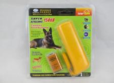 Ultrasonic Dog Chaser Stop Aggressive Attacks Repeller Flashlight Anti Bark