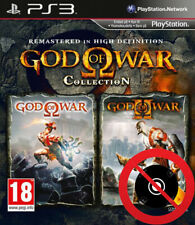 god of war collection para PS3