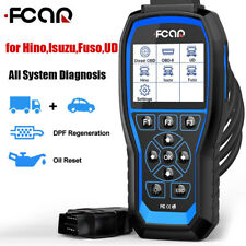 Heavy Duty Truck Scanner Dpf Regen Hd Obd Diesel Code Reader Diagnostic Tool Us