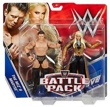 WWE Maryse & THE Miss da Donna DIVAS BATTLE PACK SERIE 46 MATTEL WRESTLING FIGURE