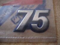 LOGO D'AILE 75 FIAT PUNTO - 7795232