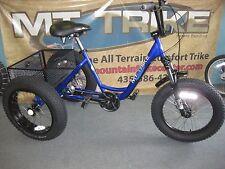 FAT KNOBBY TIRE MOUNTAIN TRIKE LOCK OUT road BMX shimano suntour USA golf bike