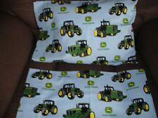 John Deere Farm Machinery  Cotton Fabric Toddler/Travel Size Pillowcase (1)