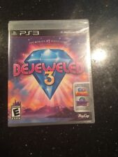 Bejeweled 3 for Playstation 3 Brand New! Factory Sealed!