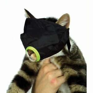 Feline Cat Nylon Muzzle High Quality Water Resistant Large