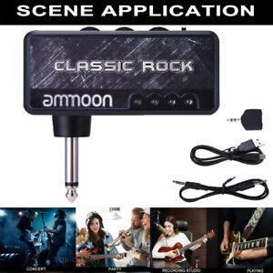 Amplificatore Per Cuffie Per Chitarra Elettrica Amp Chitarre e bassi X5J1