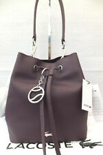 Lacoste Ladies PVC Winetasting Chantaco Crossbody Bucket Bag BNWT RRP £155