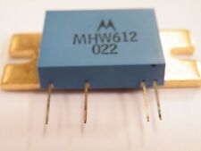 Motorola MHW612 RF Power Module 20W 12V 50R 146-174MHz VHF Should Be ok 2M CE07