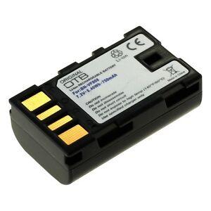 Batteria OTB HQ info chip BN-VF808 BN-VF808U per JVC GZ-MG555 GZ-MG575EX