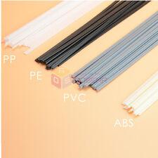 50pcs Plastic Welding Rods ABS/PP/PVC/PE Welding Sticks For Plastic Gun Welder