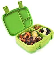 NIB Green Fresh Leak-Proof Bento Lunch Box