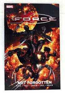 X-FORCE VOL 3 NOT FORGOTTEN TPB (2010, Marvel) NM/NEW Kyle/Yost