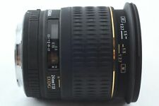 Sigma 24mm F1.8 EX Asp DG DF MACRO AF Lens for Sony/Minolta (UK Stock)