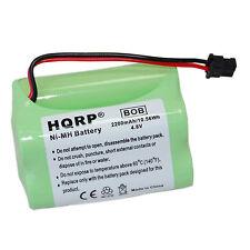 2200mAh Battery for Uniden BEARCAT BC120 BC220 BC230 BC245 BC250 BC296 Scanners
