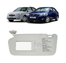 OEM Genuine 852101E020QS Sun Visor LH For 2006-2010 HYUNDAI Accent Solaris Verna