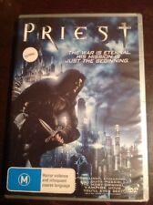 PRIEST Karl Urban Paul Bettany DVD R4