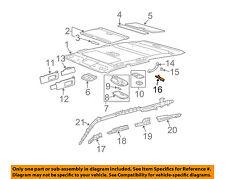TOYOTA OEM Interior-Roof-Handle Cover Hole Plug 7461835010B0