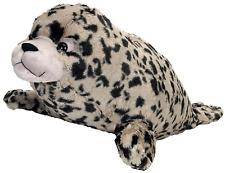 Wild Republic Cuddlekins Jumbo 76cm Harbor Seal Soft Toy Cuddly Teddy 16487