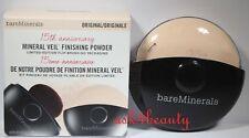 Bare Minerals Mineral Veil (Original) Finishing Powder 0.28oz/8g New In Box