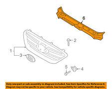 KIA OEM Rondo Radiator Grille Support-Sight Shield Splash Cover Panel 863611D050