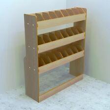 PEUGEOT EXPERT / Citroen Dispatch 16 On Bulkhead  Racking, Plywood Shelving