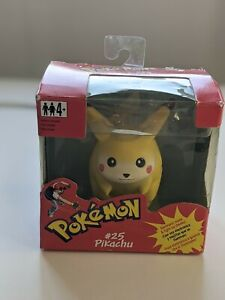 Pokemon Electronic Figure #25 PIKACHU Hasbro 1999 Rare/vintage