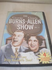 The George Burns & Gracie Allen Show Vol 1 Four Episodes on One DVD