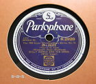 Billy Banks & His Orchestra - Oh! Peter / Margie PARLOPHONE (974)