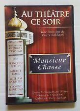 DVD MONSIEUR CHASSE - Françoise FLEURY / Michel ROUX