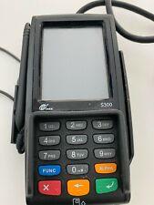 Pax S300 Retail Qsr Credit Card Payment Terminal Pinpad (S300-000-363-01Na)