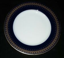 "Romanov Genuine Cobalt Blue - Bread & Butter Plate - 6 1/2"" Diameter"