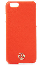 LAST 1 NIB Tory Burch RED and Gold Robinson Hardshell Logo iPhone Case 6 6S $65