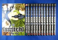 Switch 1-13 Comic Complete set - naked ape /Japanese Manga Book Japan