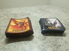 Ultra Pro Magic The Gathering Card Sleeves Around 100 Sleeves