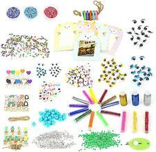 Pickme Craft Decor Set - 70 Pcs Decorative Elements for Art and Craft Projects