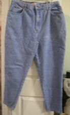Crossroads Woman women's jeans 22 tall blue denim