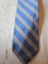 Brooks Brothers   Blue  Striped Silk Neck Tie