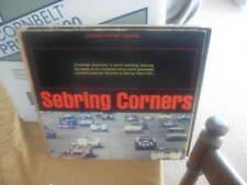 Sebring Corners vinyl LP RIVERSIDE Sounds of Sports Cars STEREO