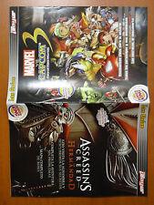 Guía doble Marvel vs. Capcom 3 + Assassin's Creed La Hermandad (PS3 XBOX 360 PC)