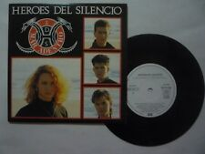 "HEROES DEL SILENCIO ""MAR ADENTRO"" MADE IN ESPAÑA EMI 1989 MEXICAN SALES 7''"