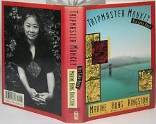 TRIPMASTER MONKEY Maxine Hong Kingston *SIGNED, INSCRIBED* 1989 1ST/1ST LIKE NEW