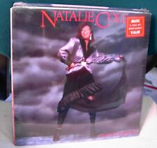 Natalie Cole Dangerous 9 track 1985 LP sealed! NOT a cutout or promo