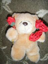 FOREVER Friends Orso peluche giocattolo Articolo N. 6126-Holding Rose