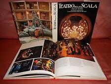 Lotti G, Radice R. TEATRO ALLA SCALA 1ª Ed. 1977