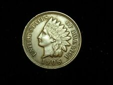 New listing 1906 Indian Head Cent - Full Liberty