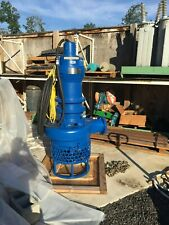 Warman 150-375 SHW Submersible Pump with use panel - NEW GOVERNMENT OVERSTOCK!