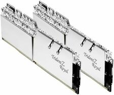 G.SKILL Trident Z Royal Series 32GB (2 x 16GB) 288-Pin RGB DDR4 SDRAM DDR4 3200
